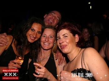 MILO, Florentine, Svenne en ik.